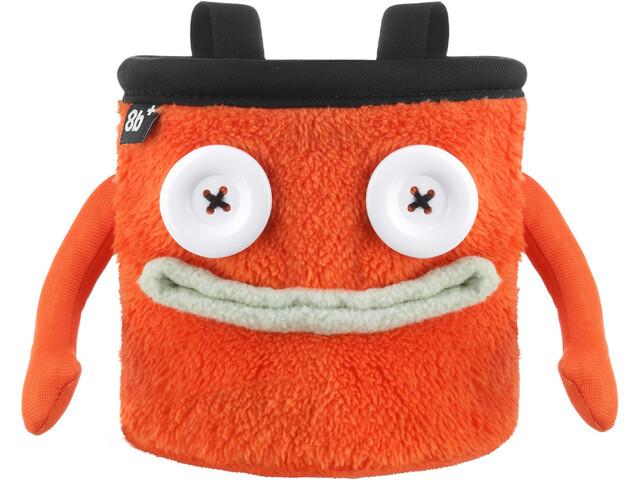 8BPLUS Floyd Chalkbag, bright orange